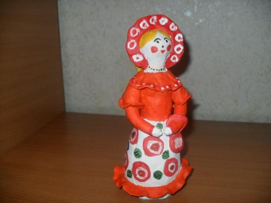 Куклы из пластилина своими руками лучшие работы