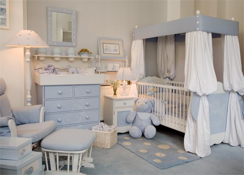 Комнаты для новорожденных фото