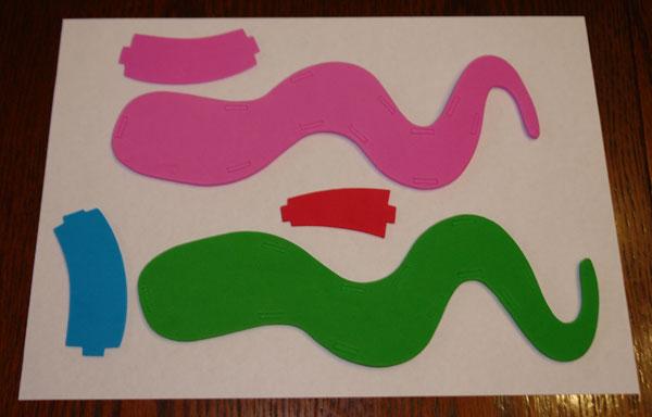 Маска змеи для взрослых своими руками