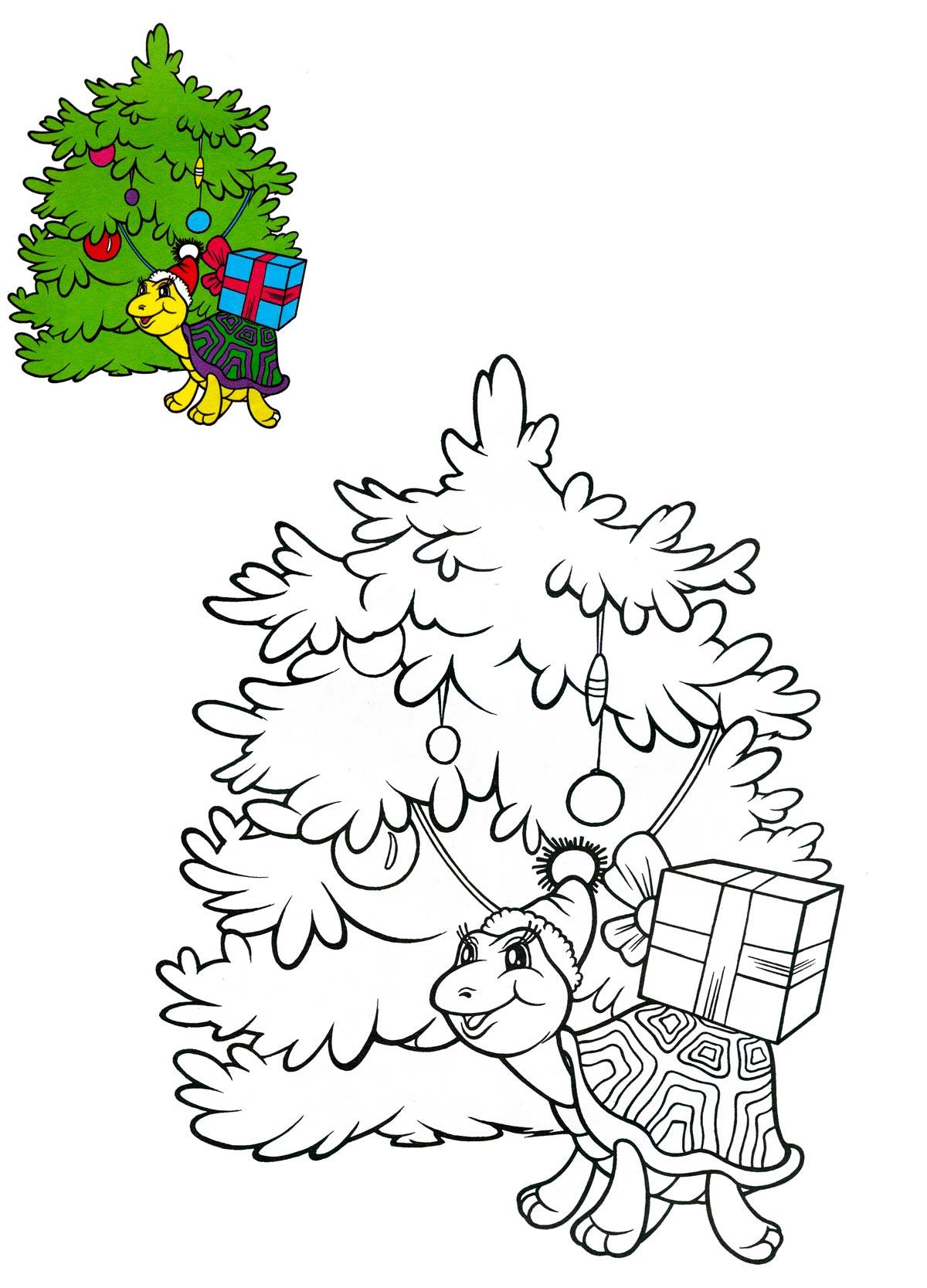 Образцы рисунков рисунки новый год