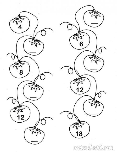 математика для дошкольников видео уроки