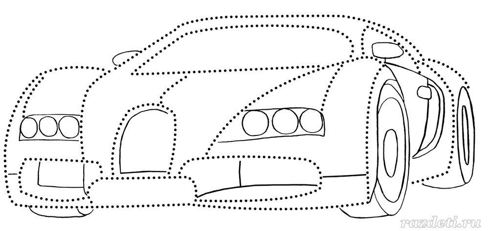 раскраски для детей автомобили распечатать бесплатно
